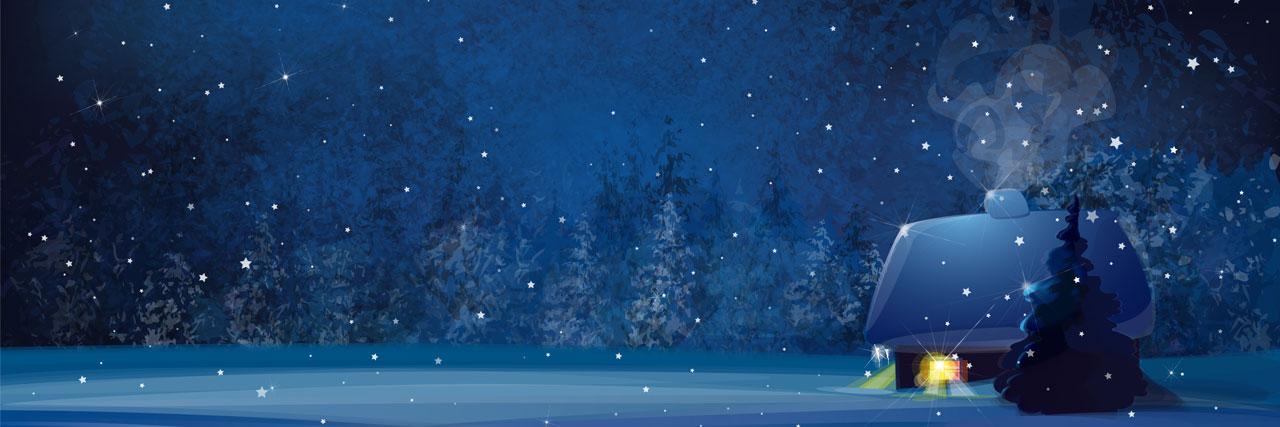 winter_night_house